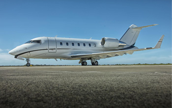 ACQUISTION: 2011 Challenger 605